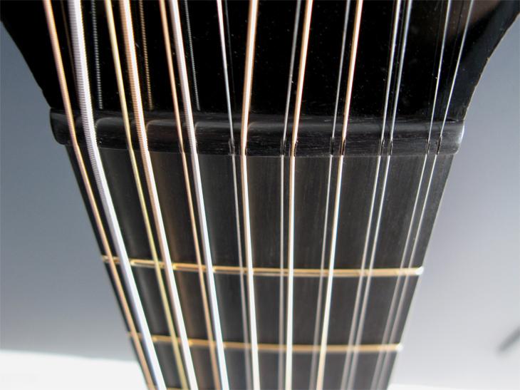 Kevin Kastning :: The Kevin Kastning 16-string Contraguitar C2